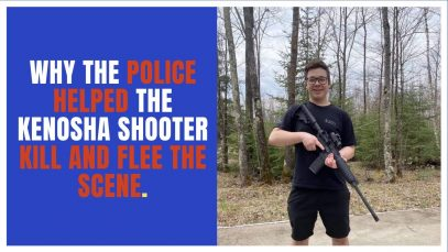 17 year old kills protestors