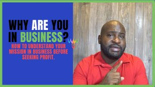 Why Are You An Entrepreneur