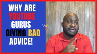 Stop Getting Bad Advice From Youtube Gurus