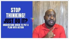 The Importance Of Taking Action On Your Business Plan